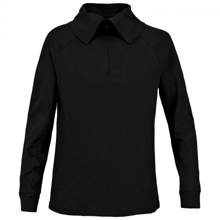 Dollo Kids' Thermal Top in Black