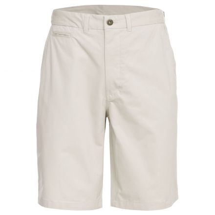 Firewall Men's Chino Shorts in Beige