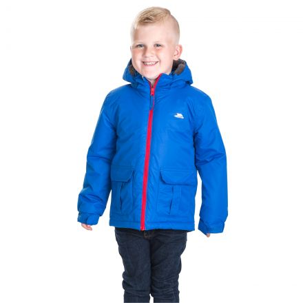 Flemington Boys' Waterproof Jacket