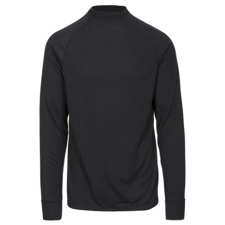 Flex360 Kids' Thermal Top in Black