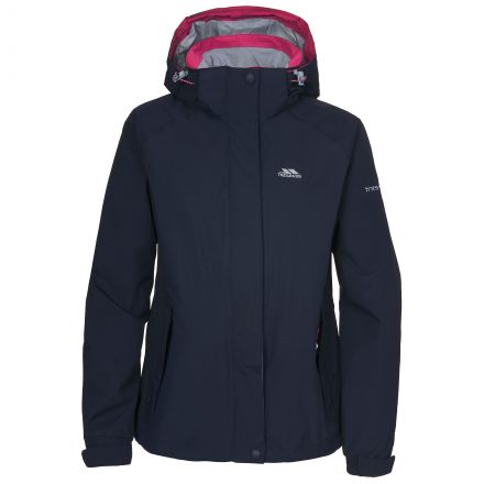 Florissant Women's Waterproof Hooded Jacket