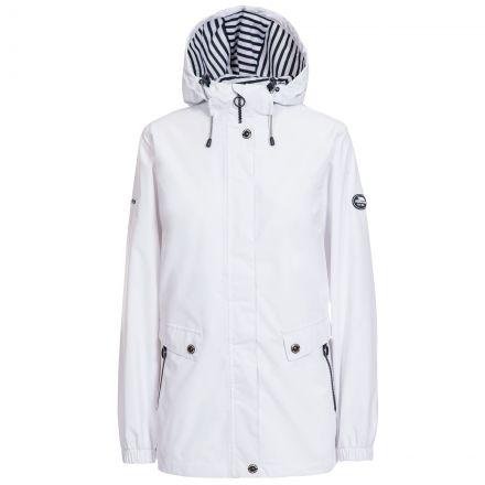 Flourish Women's Waterproof Jacket - WHT