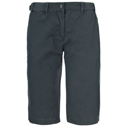 FOSSIL Womens Travel Shorts in Grey
