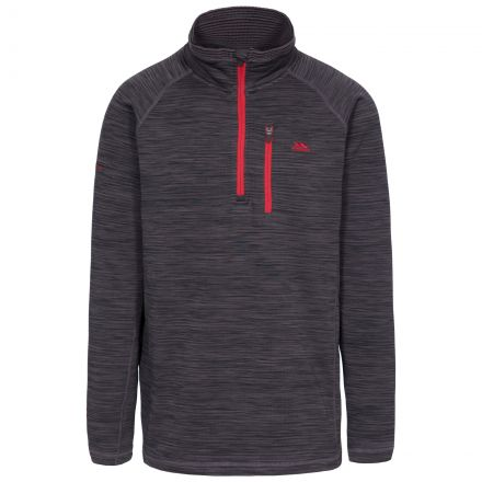 Fragmentation Men's 1/2 Zip Fleece