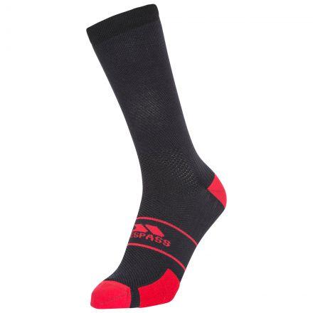 Frame Adults' Cycling Socks in Black