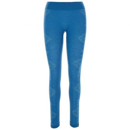 Friga Women's  Base Layer Trousers in Blue