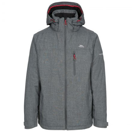 Fyfinn Men's Padded Waterproof Jacket in Grey
