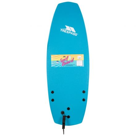 Trespass 4ft Surfboard Gromit Blue