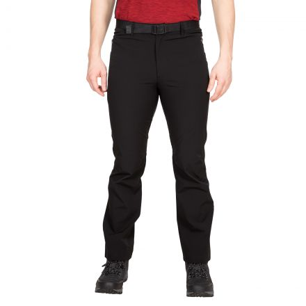 Hartley Men's DLX Walking Trousers in Black