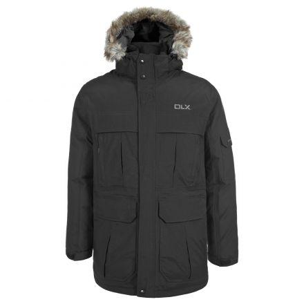 Highland Men's DLX Waterproof Down Parka Jacket
