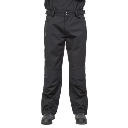 Holloway Men's DLX Walking Trousers in Black