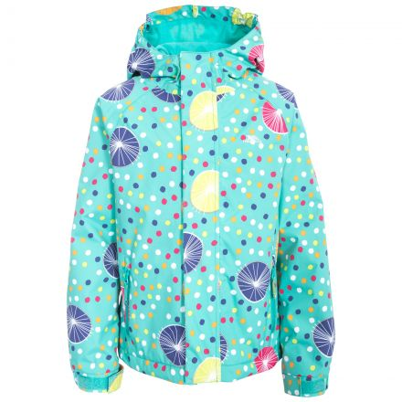 Hopeful Girls' Waterproof Jacket