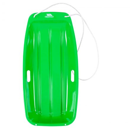 ICEPOP Large Green Sledge in Green