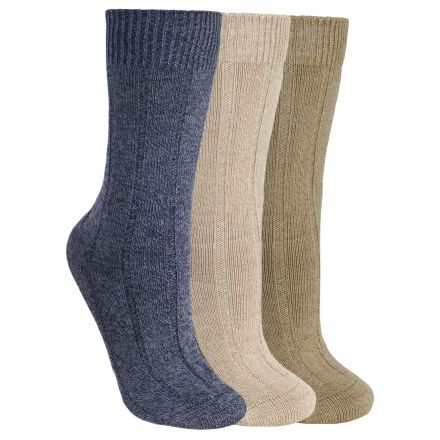 Intense Unisex Casual Socks - 3 Pack
