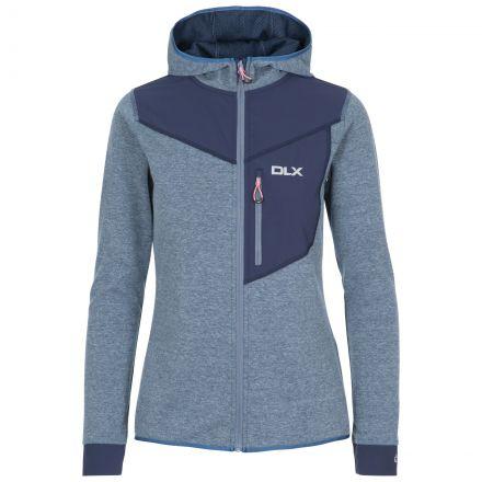 Jazmin Women's DLX Quick Dry Hoodie in Navy