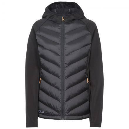 Joyce Women's DLX Hooded Down Jacket