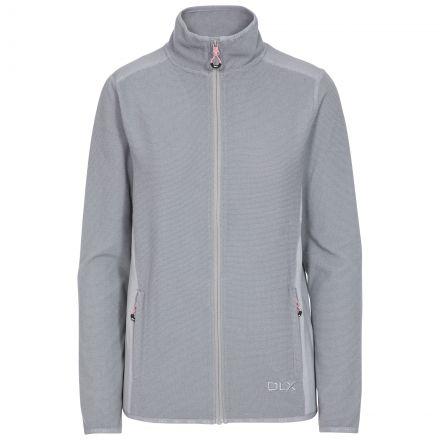 Kelsay Women's DLX Fleece Jacket in Grey