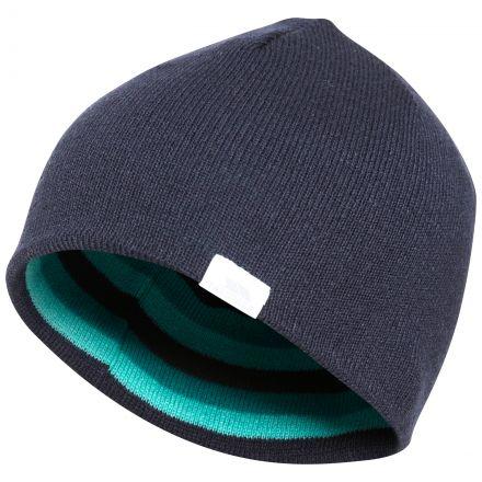 Kezia Unisex Reversible Knitted Beanie Hat