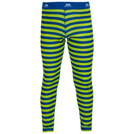 Klutz Kids Base Layer Pants in Green