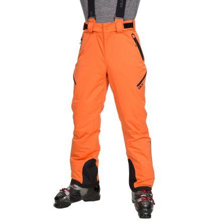 Kristoff Men's DLX Salopettes in Orange