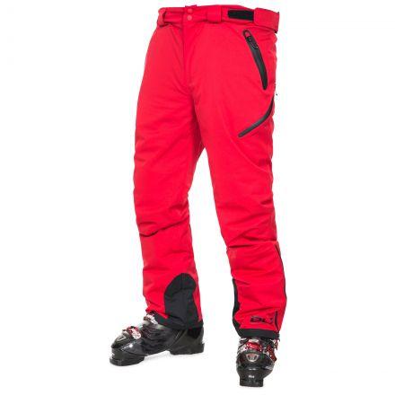 Kristoff Men's DLX Salopettes in Red