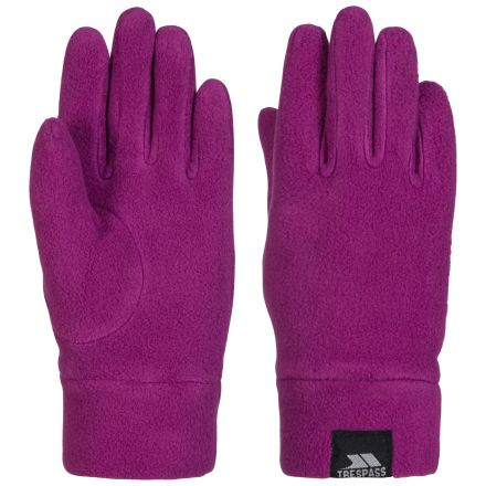 Lala II Kids' Gloves in Purple
