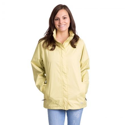 Lanna II Women's Waterproof Jacket in Green