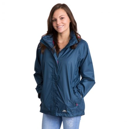 Lanna II Women's Waterproof Jacket in Blue