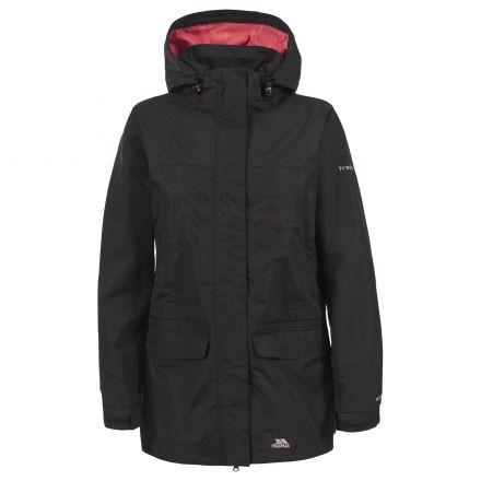 Leena Women's Waterproof Jacket in Black