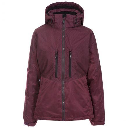 Limelight Women's Waterproof Ski Jacket in Purple