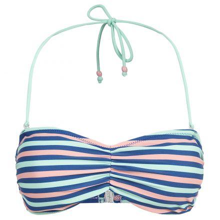 Linear Women's Halterneck Bikini Top