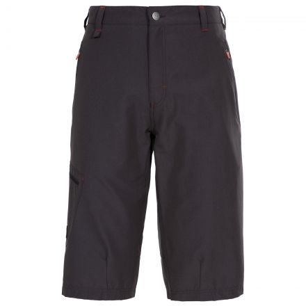 Locate Men's Longer Length Walking Shorts