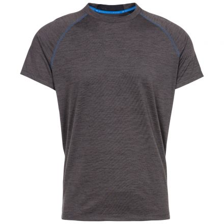 Loki Men's DLX Eco-Friendly T-Shirt  in Dark Grey