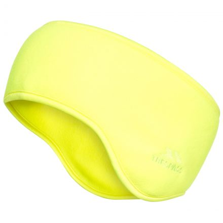 Lorax Adults' Fleece Headband in Yellow