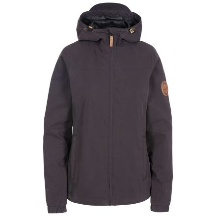 Lynden Women's DLX Waterproof Jacket in Black