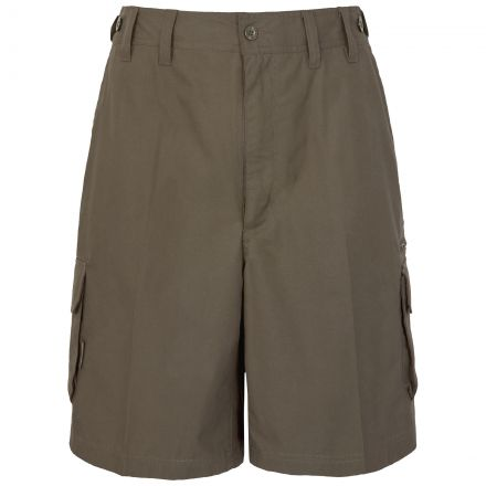 Gally Men's Cargo Shorts in Brown