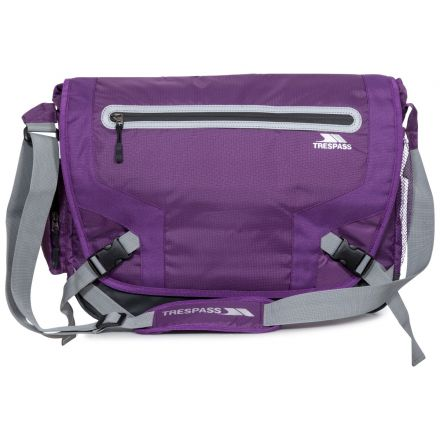 Mackintosh Padded Purple Laptop Bag