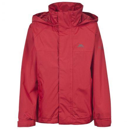 Nabro Men's Waterproof Jacket in Red