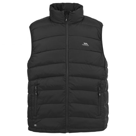 Mallroy Men's Down Gilet in Black