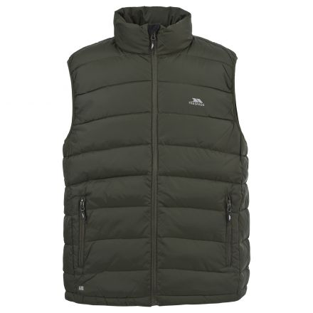 Mallroy Men's Down Gilet in Khaki