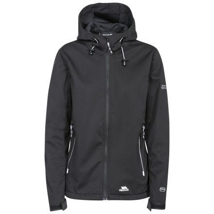 Marsa Women's Breathable Hooded Softshell Jacket