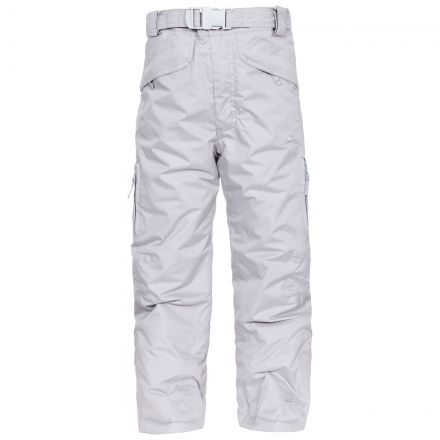 Marvelous Kids' Insulated Salopettes in Grey