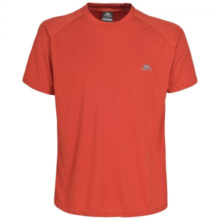 Colt Mens Quick Dry T-Shirt in Orange