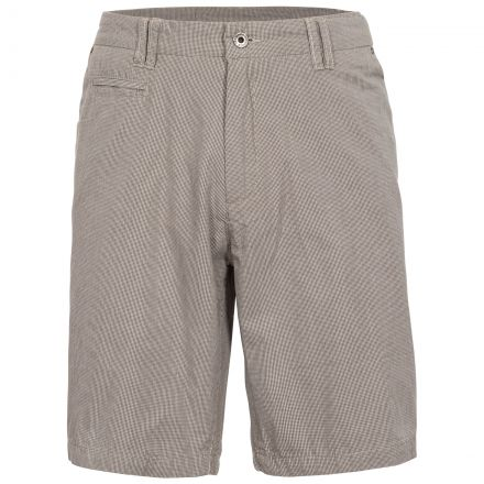 Miner Men's Cotton Travel Shorts