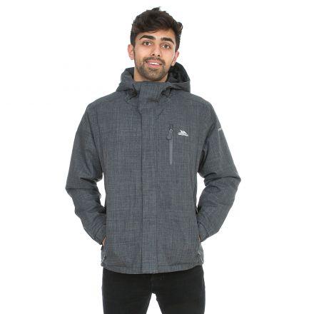 Phillips Men's Waterproof Jacket in Grey