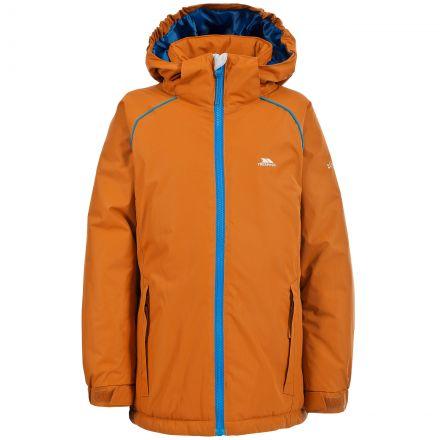 Moshee Girls' Waterproof Jacket  in Orange