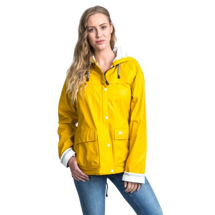 Muddle Women's Hooded Waterproof Jacket