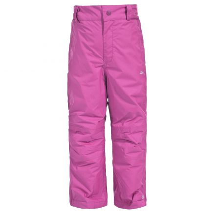 Nando Kids' Insulated Salopettes in Pink