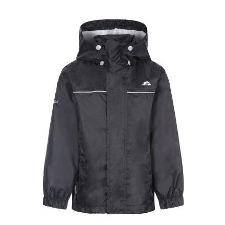 Neely Kids' Waterproof Jacket in Black