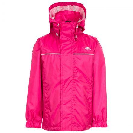 Neely Kids' Waterproof Jacket in Pink